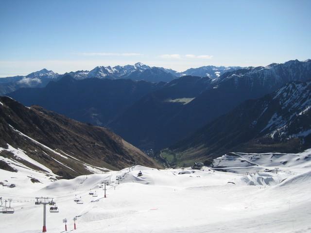 Magnifique journée de ski de printemps !