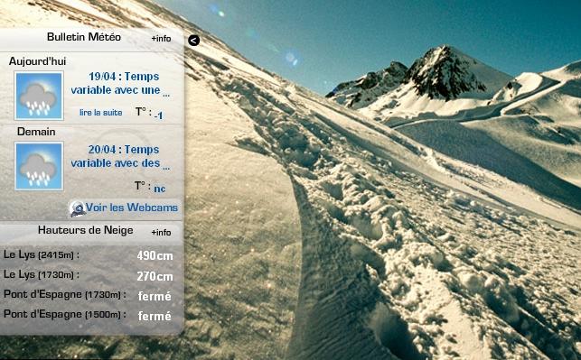 Fin de saison 2009 exceptionnelle dans les Pyrénées