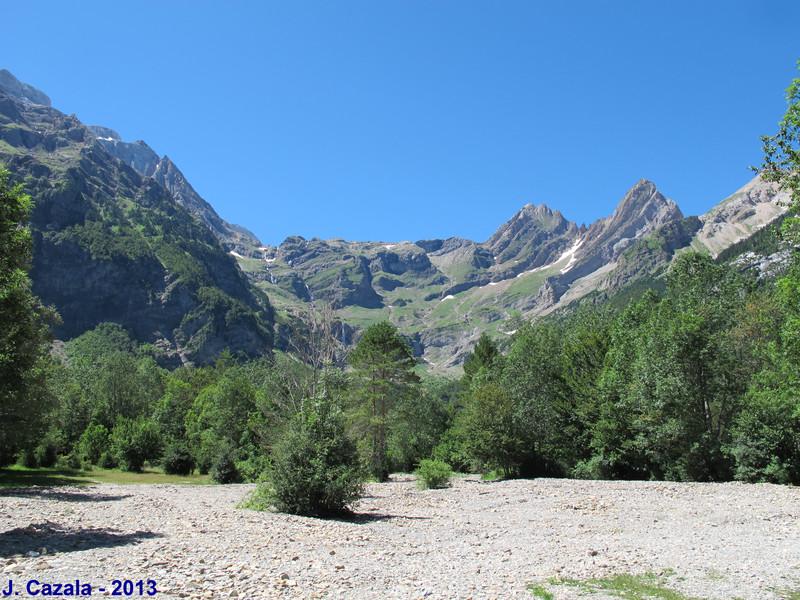 Vallée de Pineta