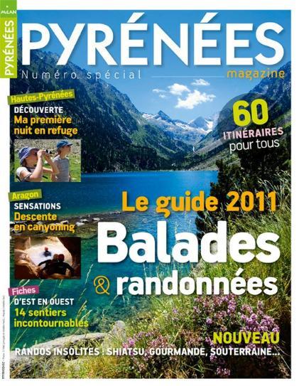 Hors-série Pyrénées Magazine Randonnées 2011