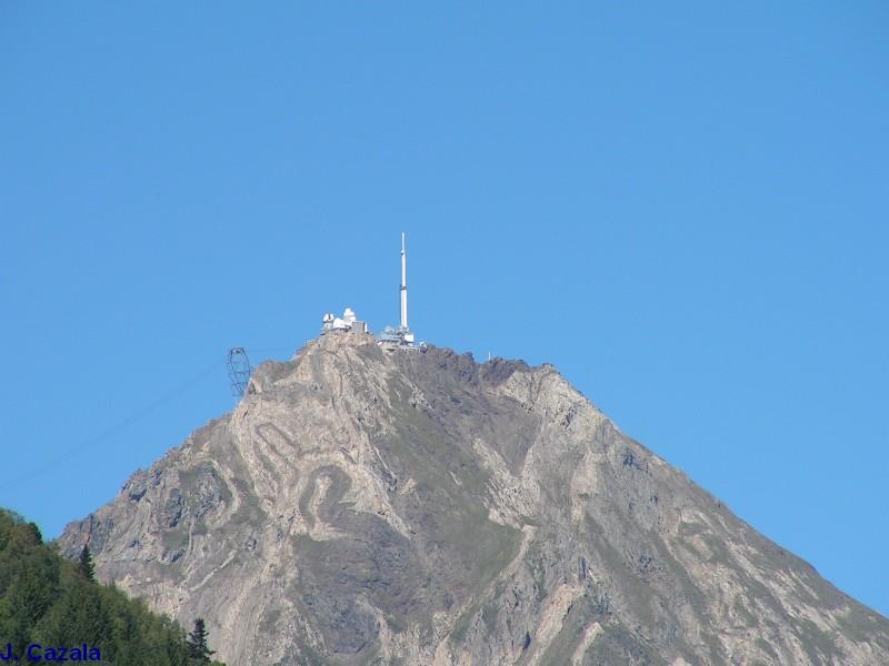 Le majestueux Pic du Midi de Bigorre