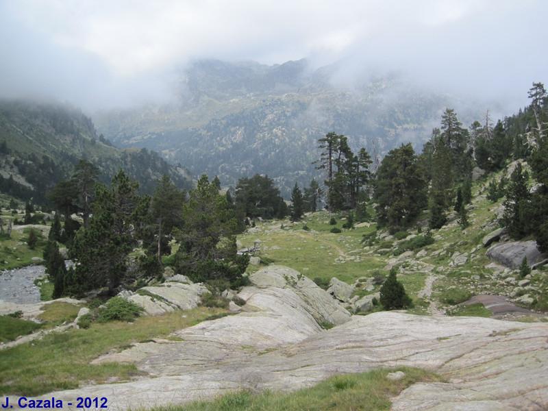La vallée d'Arratille