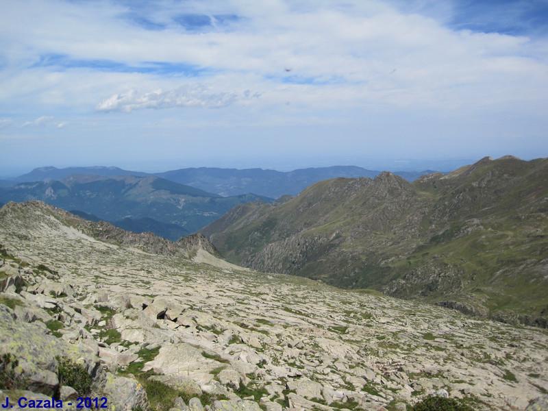 Les Lauzets et la vallée du Muscadet