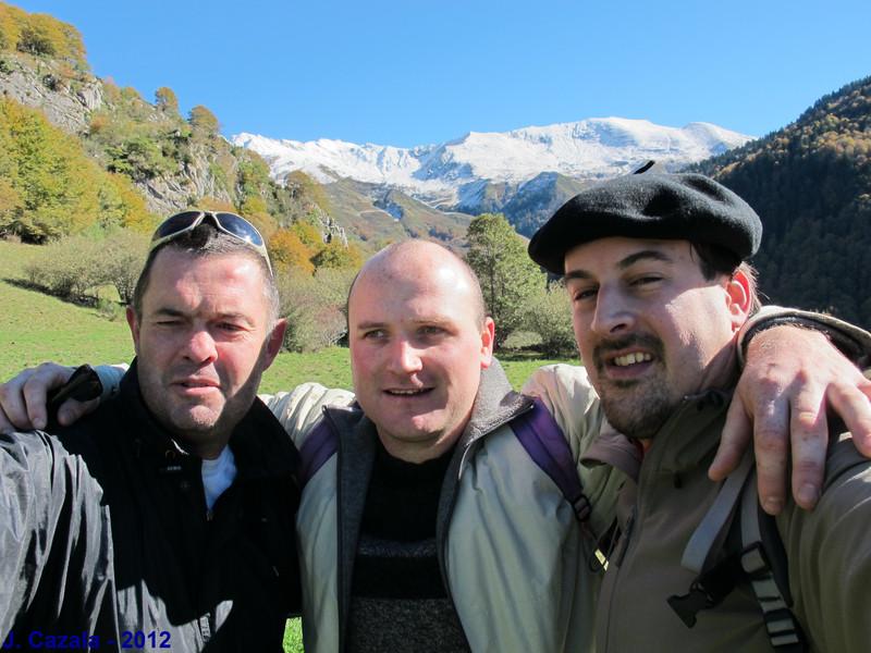 Bonnes randonnées dans les Pyrénées à tous !