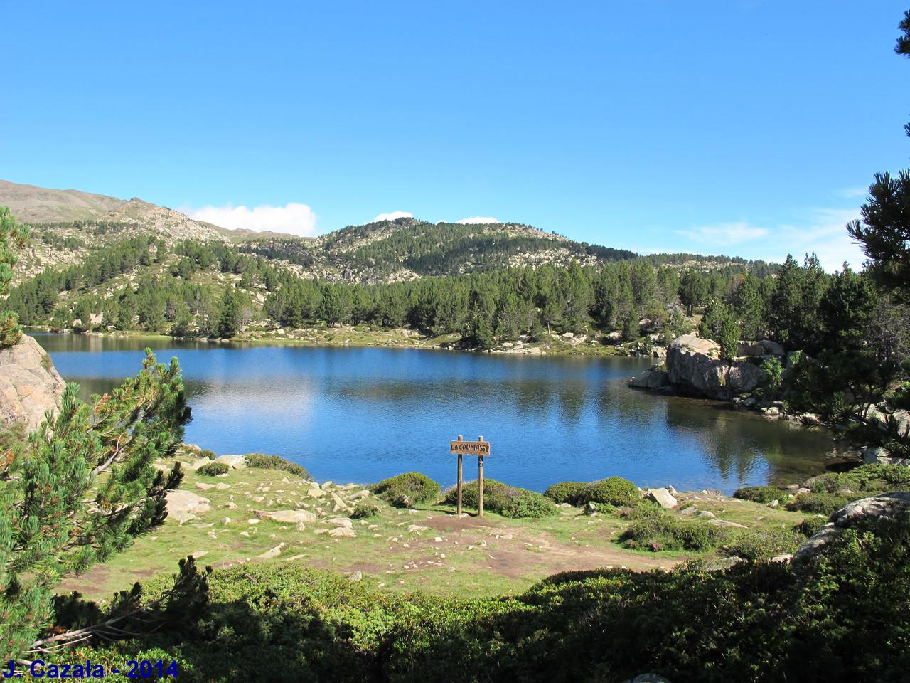 Le circuit des 12 lacs du Carlit