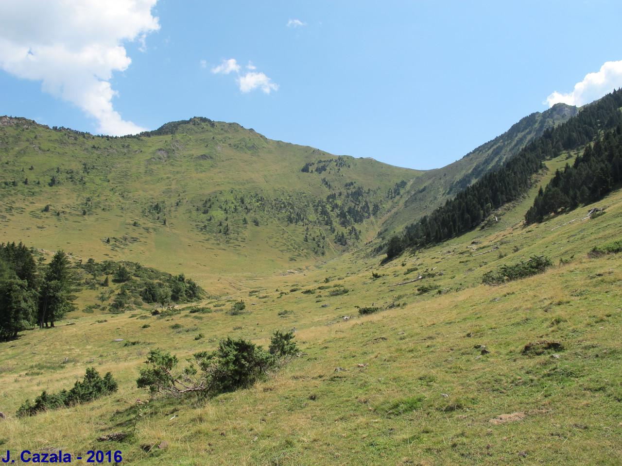 Le plateau du Lisey