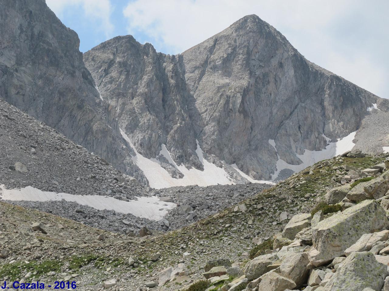 Glacier d'Aragon