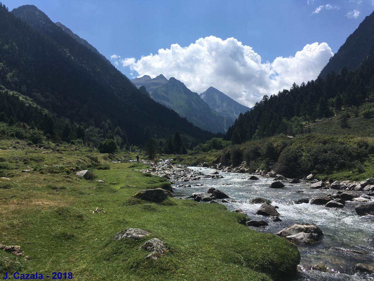 La Vallée du Lutour et la Fruitière