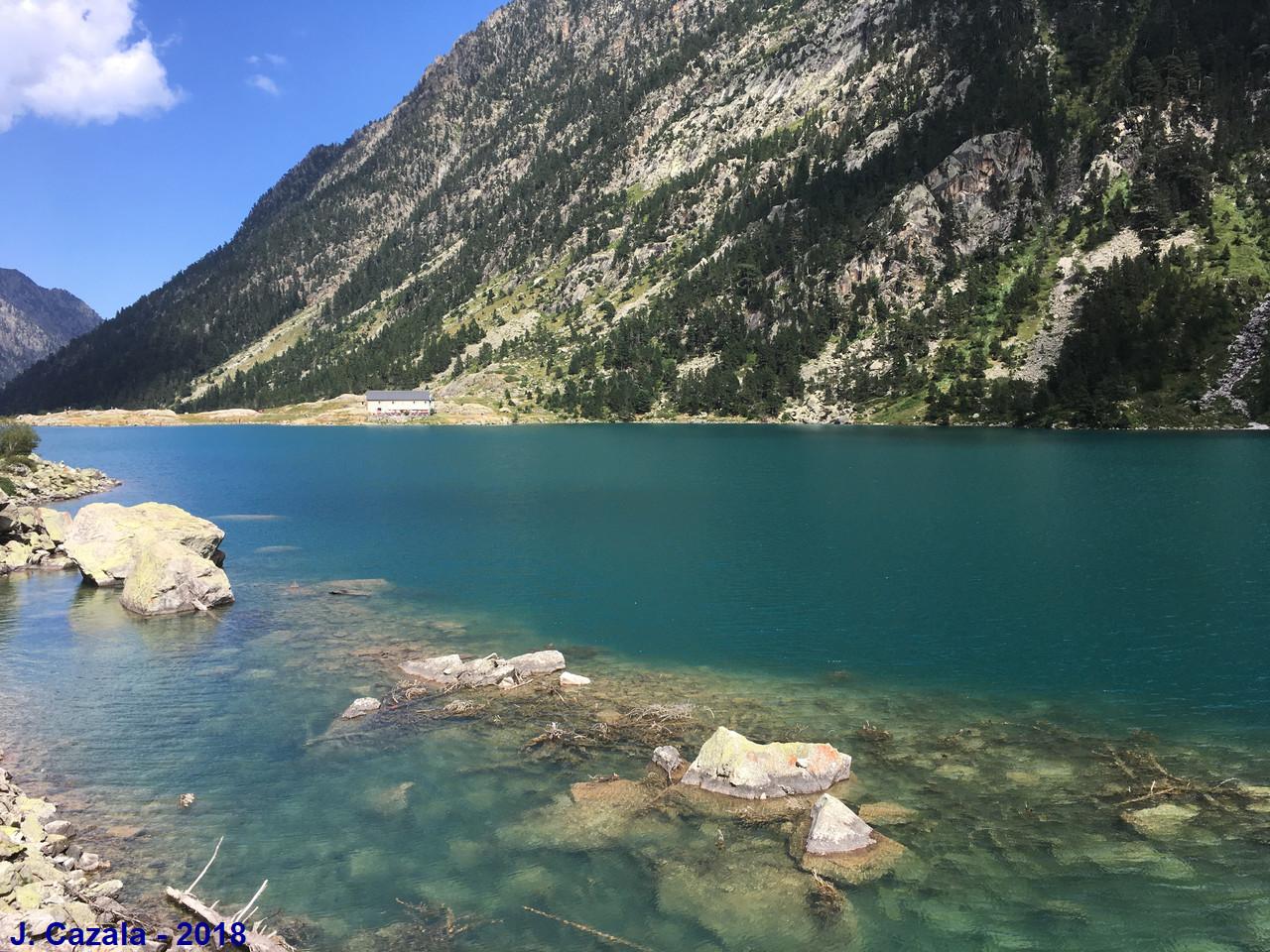 Le magnifique lac de Gaube