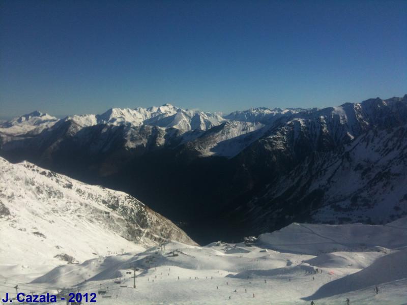 La station de ski de Cauterets